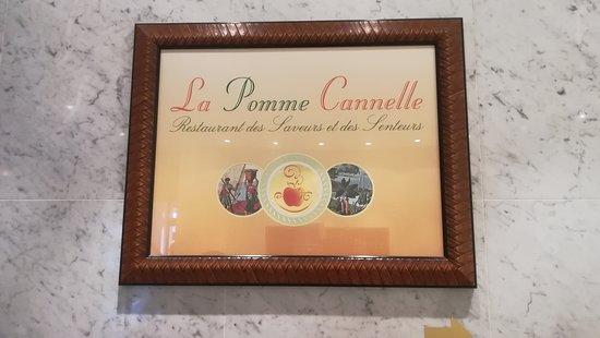La Pomme Cannelle Picture