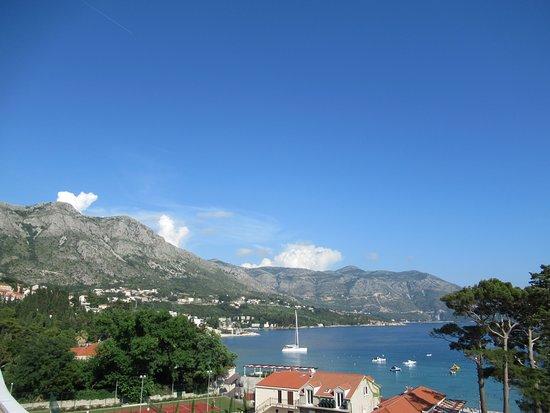 Sheraton Dubrovnik Riviera Hotel: Our view