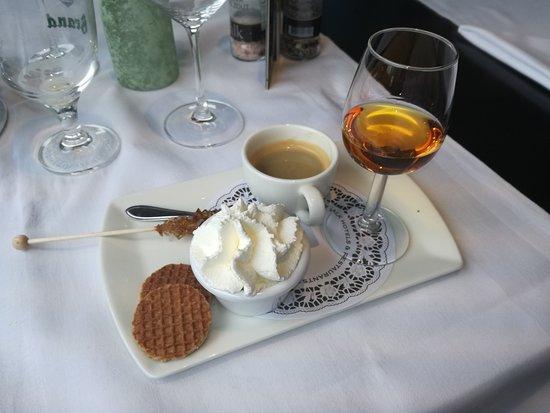 Nieuw Amsterdam, The Netherlands: Caffé