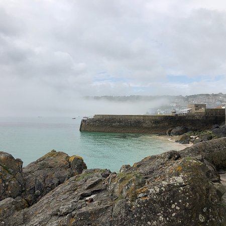 St Ives Harbour Beach照片