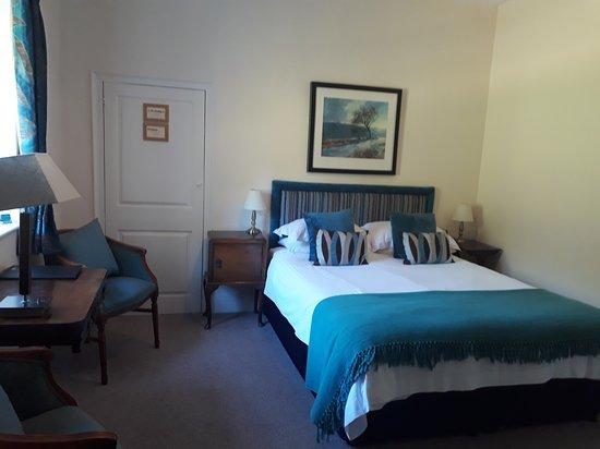 Shrewton, UK: Seymour room