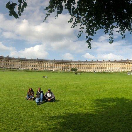 Zdjęcie Stonehenge and Bath Day Trip from London with Optional Roman Baths Visit