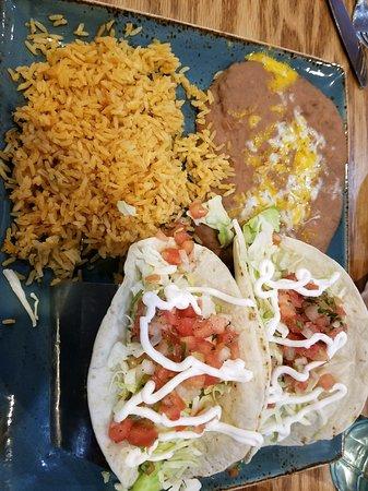 Spanaway, วอชิงตัน: Fish tacos