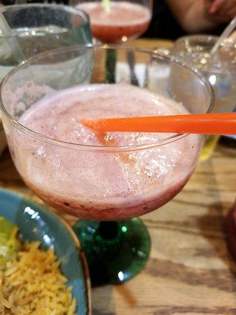 Spanaway, วอชิงตัน: Raspberry Margarita.