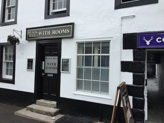 Black Bull with Rooms