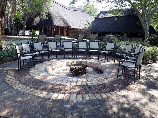 Chilo Gorge Safari Lodge: Chilo