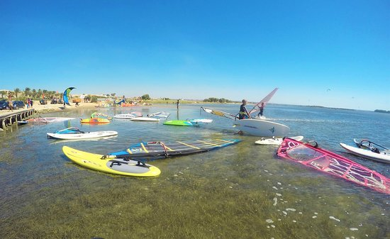 Windsurf Maniacs School