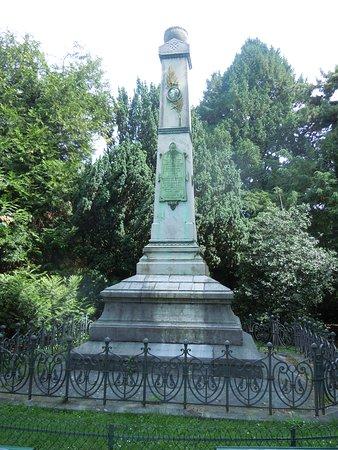 Monument a la Memoire de la Mission Flatters