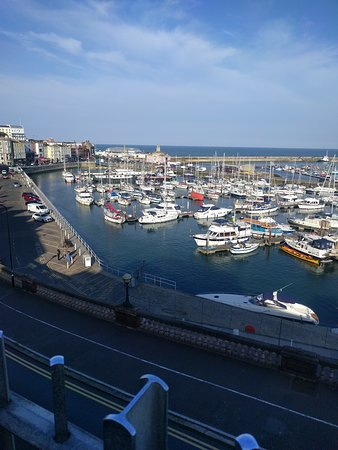 Royal Harbour Hotel: A room with a view