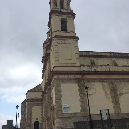Church of Nuestra Senora de la Encarnacion: Church of Nuestra Señora de la Encarnacion