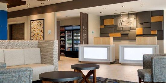 Clear Spring, Μέριλαντ: Lobby/Lounge area