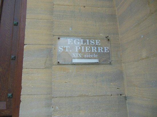 Eglise St Pierre: Eglise St. Pierrie