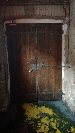 Porta ingresso dall'interno