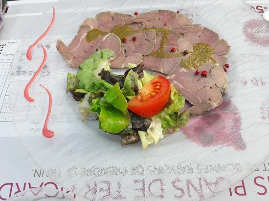 Holnon, Francia: Effeuillé d'agneau