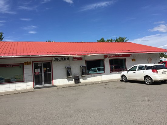 Kitwanga, Canada: Exterior