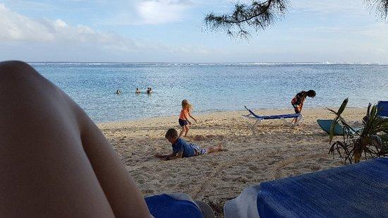 Aroa Beach, Cook Eilanden: 20180604_171209_large.jpg
