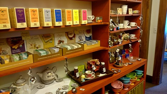 Boston, PA: The Betsy Tea Shoppe