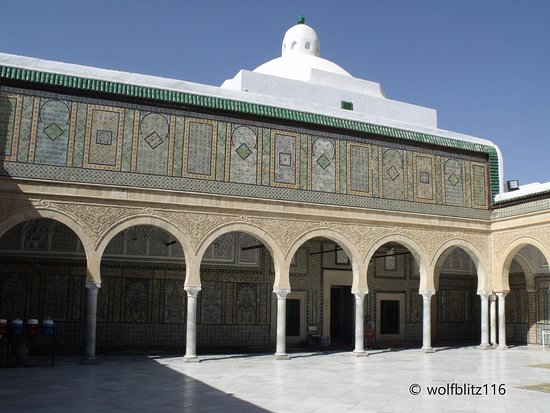 Mosque Sidi Sahbi (Mosque of the Barber)
