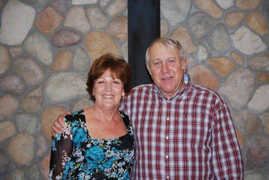 Lucile, ID: Owners, Kenn & Nancy Brown