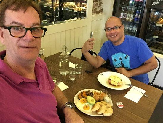 Rockdale, Australia: Let's eat