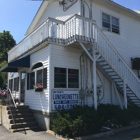 Succasunna, NJ: Bryan's Luncheonette
