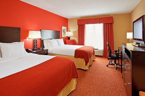Holiday Inn Express & Suites Chattanooga Downtown: Guest room