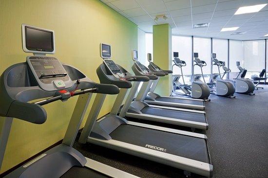 Holiday Inn Secaucus Meadowlands: Health club