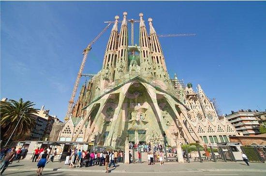 Visite guidée de la Sagrada Familia