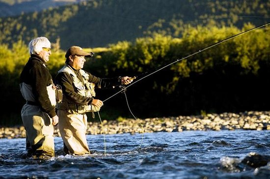 4 Days Fly Fishing Program in...
