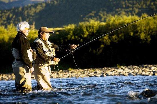 Programa de Pesca com mosca de 4 dias...