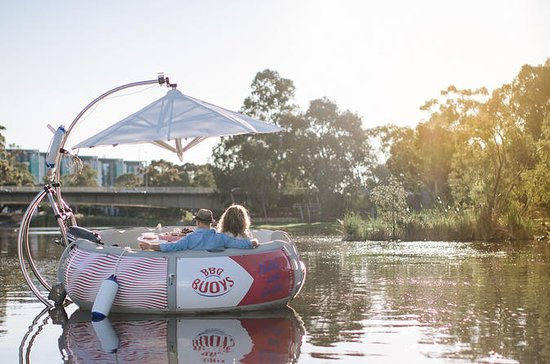 Adelaide 2-hour BBQ Boat Hire for 2...