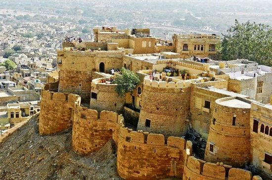 Jodhpur Jaisalmer på 05 dagar