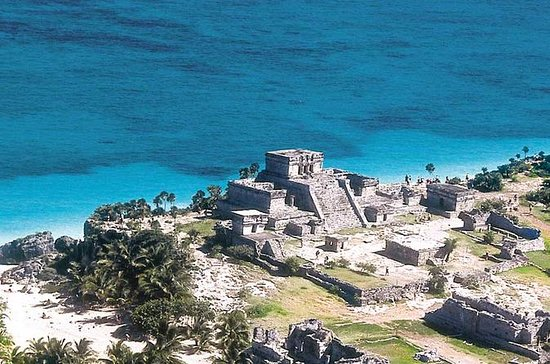 (4x1) Tulum, Coba, Cenote and Playa...