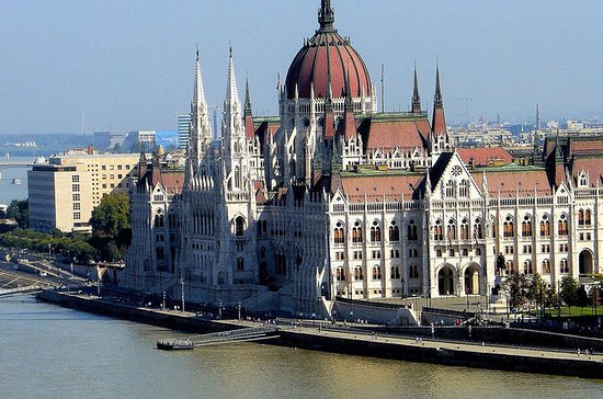 Visite du Parlement avec l'entrée de...