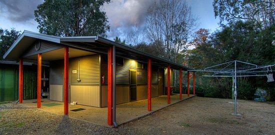 Porepunkah, Australia: Ammenity block # 1
