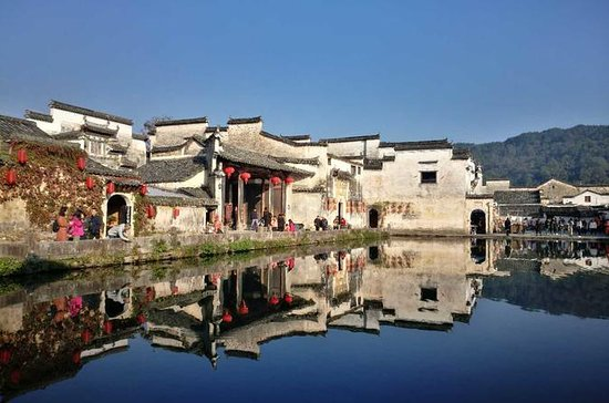 Private daily tour- Hongcun Village...
