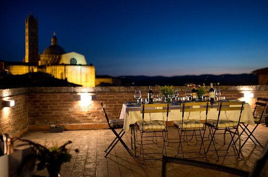 Medieval Tower exclusive Dinner under...