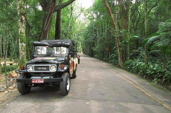 Rio de Janeiro Jeep Tour Explore the...
