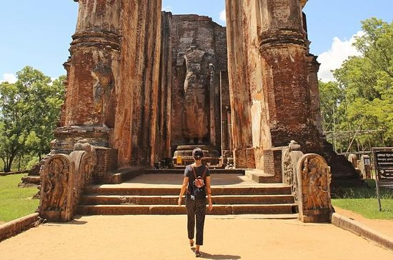 Dag excursie naar Polonnaruwa City ...