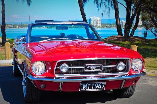 Gold Coast City and Surf Mustang Tour