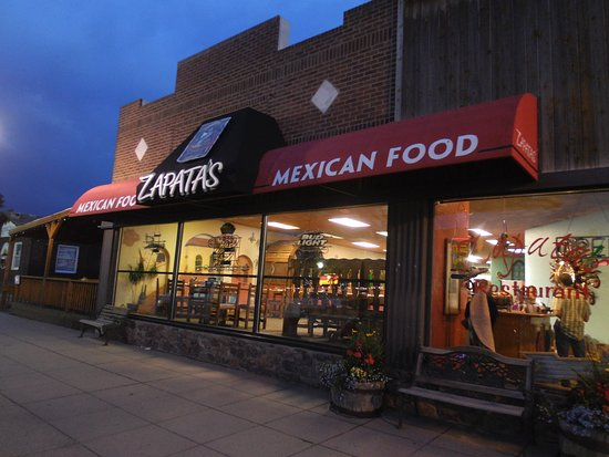 Zapata's Mexican Restaurant: exterior