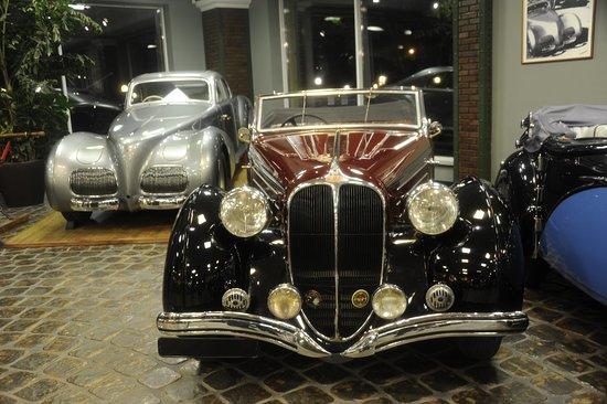 Museum Moskovskiy Transport