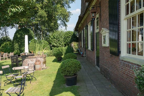 Entrance - Picture of Herberg de Kemper, Markelo - Tripadvisor
