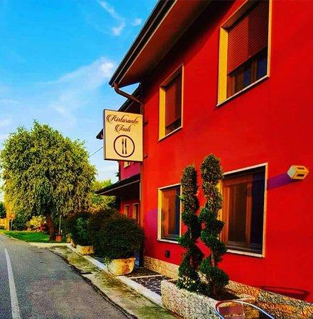 Salizzole, Itália: Ristorante Isoli