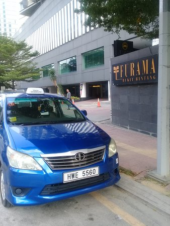 Yus Osman KL Taxi Service