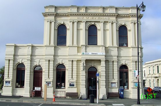 Oamaru i-SITE Visitor Information Centre