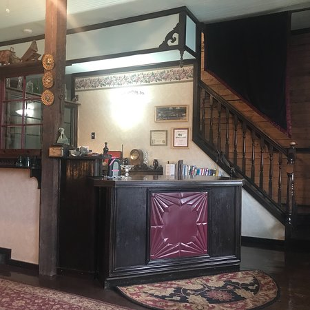 Sehr schönes historisches Hotel mit Charme