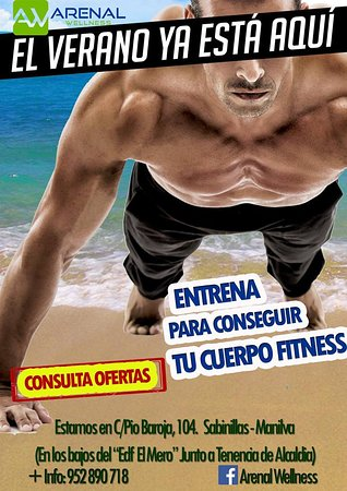 San Luis de Sabinillas, Spain: Arenal Wellness Gym in Sabinillas is awesome for all levels of fitness