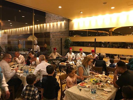 Burj Al Hamam : During Iftar Ramadan 2018