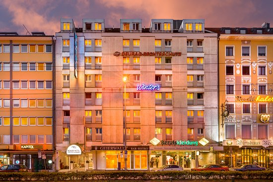 Winters Hotel Munich Reviews